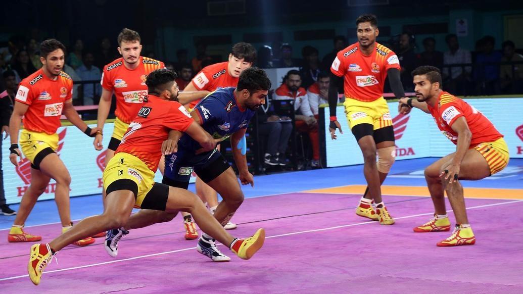 Match 108: Haryana Steelers vs Gujarat Fortunegiants