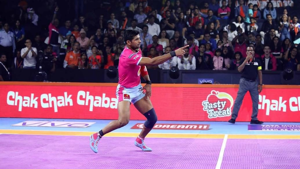 Five all-rounders who proved to be best in vivo Pro Kabaddi Season 7