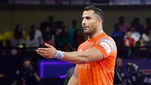 Sandeep Narwal feels hard work and patience trump diet for younger kabaddi players