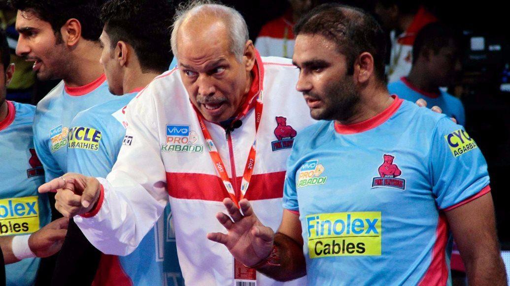 Jaipur coach hails Jasvir Singh's composure after beating Gujarat