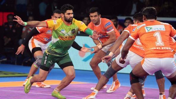 Narwal's Midas touch eliminates Puneri Paltan