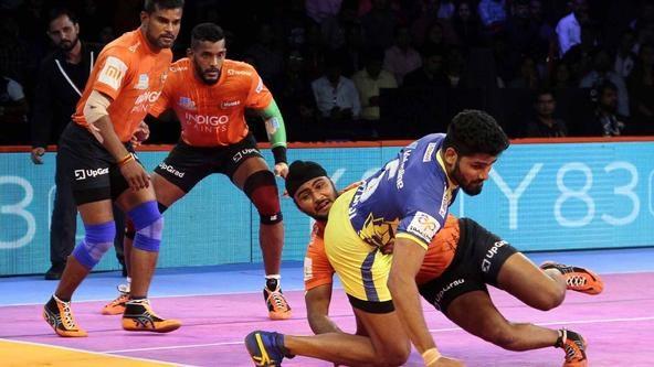 Match 65: U Mumba vs Tamil Thalaivas
