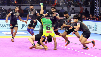 Match 117: U Mumba vs Patna Pirates