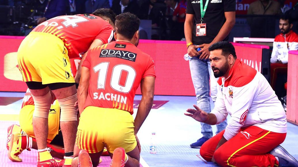 Manpreet Singh: Beating a balanced team like Jaipur Pink Panthers is a great achievement