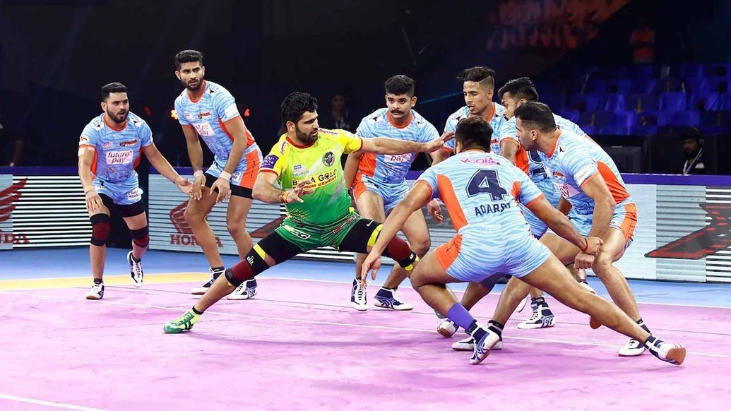 Match 124: Bengal Warriors vs Patna Pirates