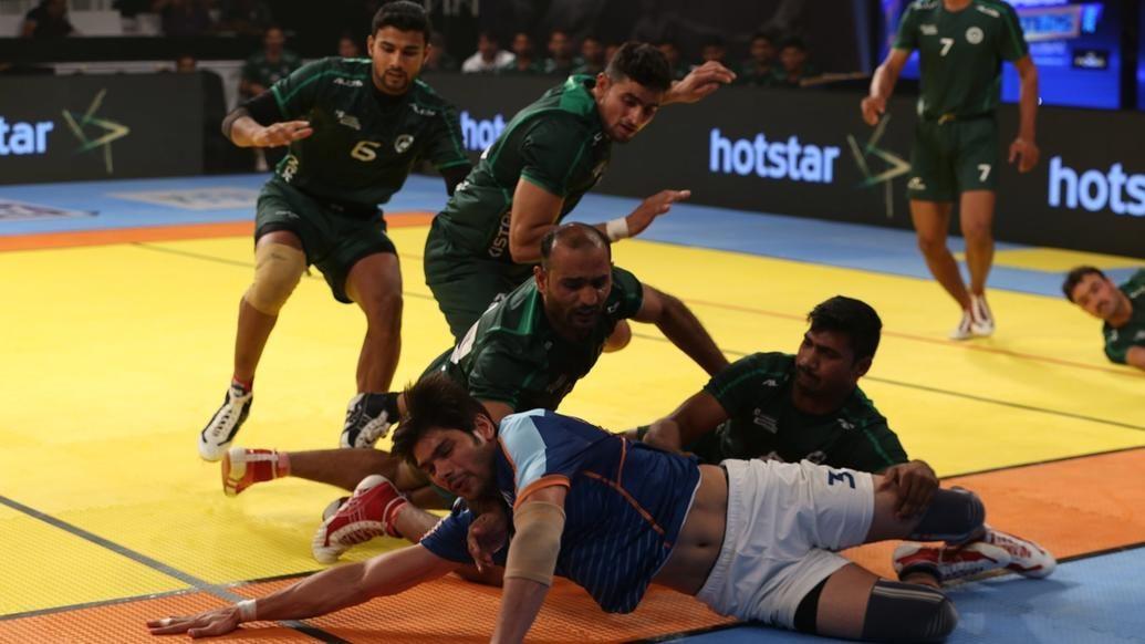 India trump Pakistan to continue unbeaten run