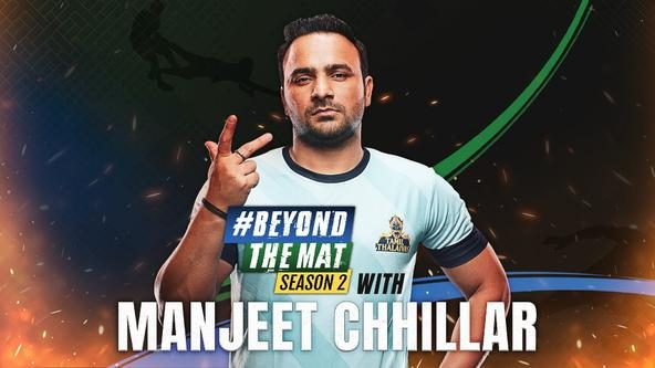 Veteran all-rounder Manjeet Chhillar on Beyond The Mat
