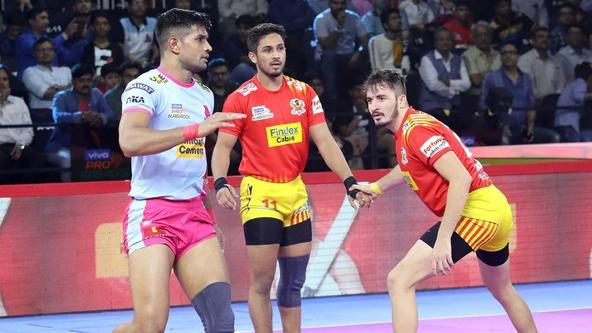 Revealed! What makes the Sunil Kumar-Parvesh Bhainswal duo a raider's nightmare