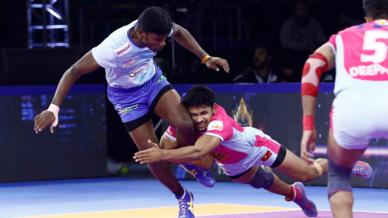 Match 52: Tamil Thalaivas vs Jaipur Pink Panthers