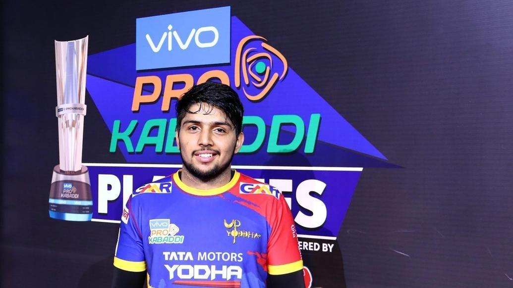 Record Breaker: Nitesh Kumar's record-laden campaign in VIVO Pro Kabaddi Season VI
