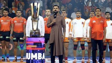 Match 12: U Mumba vs Puneri Paltan