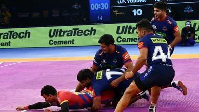 Match 98: U.P.Yoddha vs Haryana Steelers