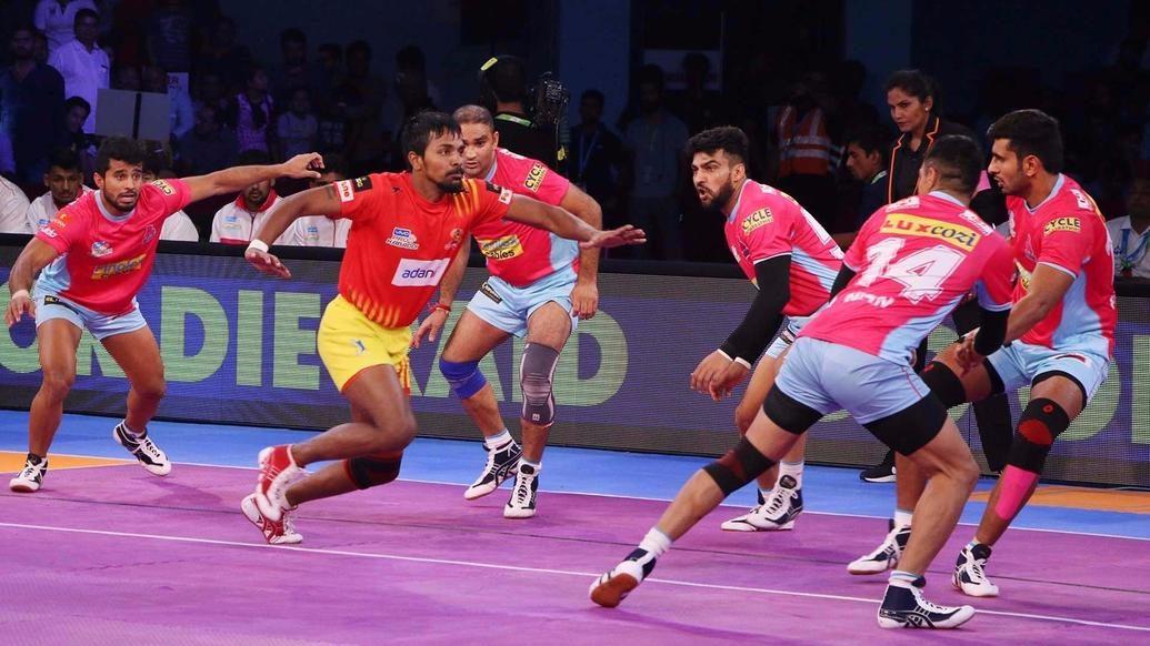 Ranjit and Sachin help Gujarat see off Jaipur