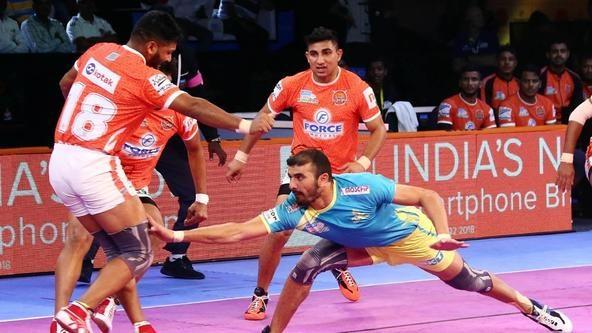 Ajay Thakur creates history as Tamil Thalaivas triumph over Puneri Paltan