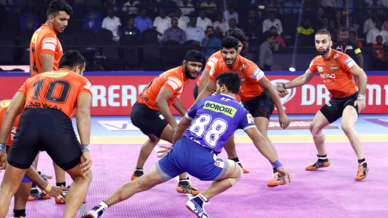 Match 49: U Mumba vs Haryana Steelers