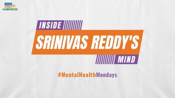 Mental Health Mondays ft. Srinivas Reddy