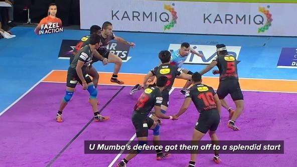 Match in 90 Seconds: Bengal Warriors vs U Mumba