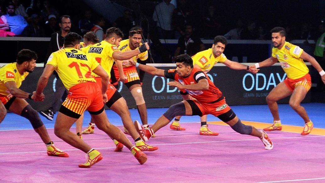 Super Sehrawat's stunning performance crowns Bengaluru Bulls VIVO Pro Kabaddi Season 6 champions