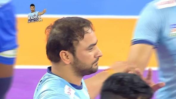 Match 29: Defender of the Match - Manjeet Chhillar