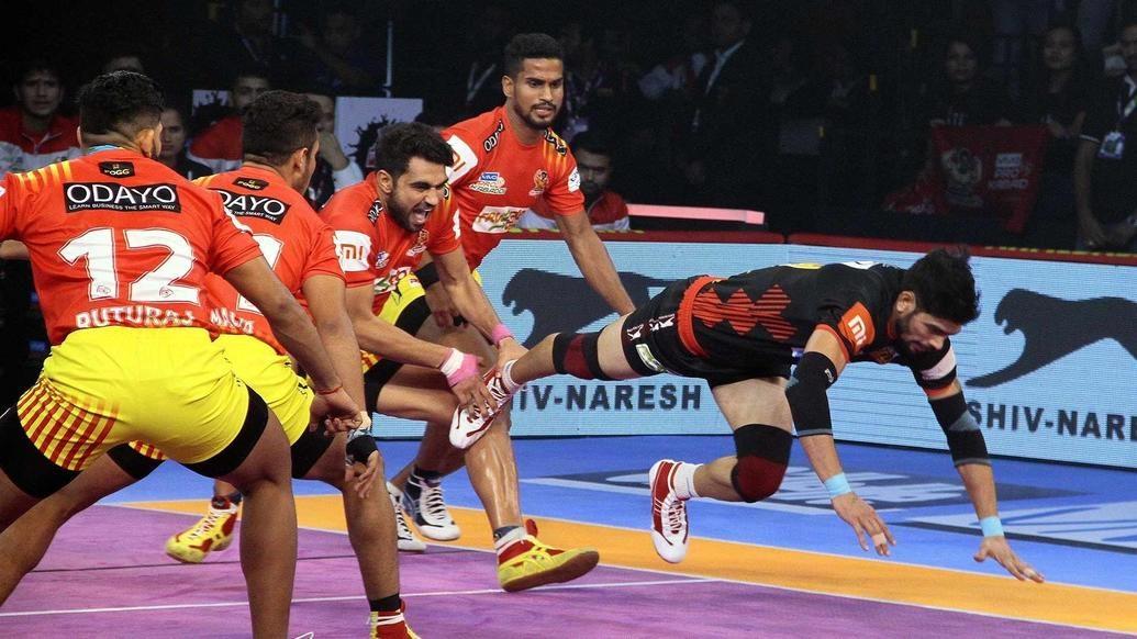 Match 69: Gujarat Fortunegiants vs Bengaluru Bulls