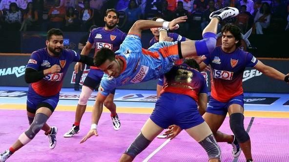 Dazzling defence helps Dabang Delhi K.C. see off Bengal Warriors