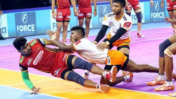 Match in 90 Seconds: Puneri Paltan vs Bengaluru Bulls