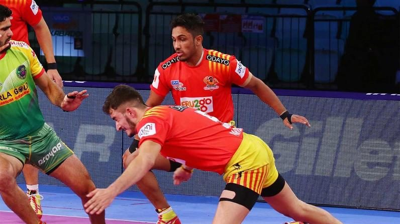 The top defensive duos in VIVO Pro Kabaddi Season 6