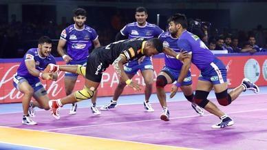 Match 47: Haryana Steelers vs Telugu Titans