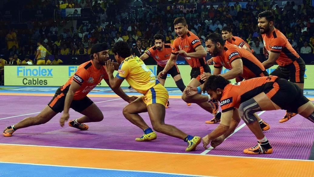 Anup leads the charge as U Mumba beat hosts Chennai