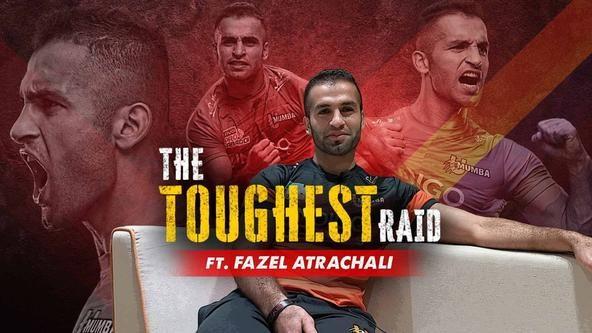 The Toughest Raid ft. Fazel Atrachali