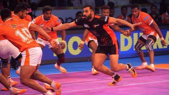 Puneri Paltan upset rivals U Mumba with convincing win