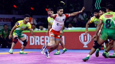 Match 30: Patna Pirates vs Haryana Steelers