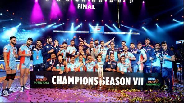vivo Pro Kabaddi champions: A look at the league's roll of honour