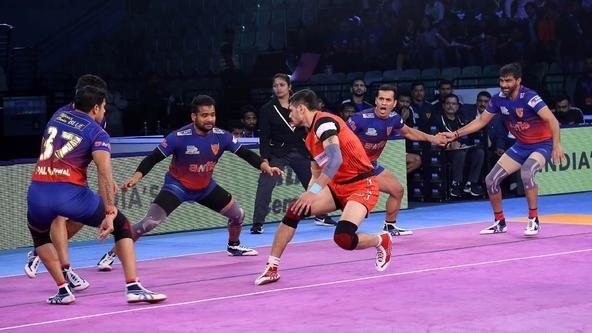 Match 97: Dabang Delhi K.C. vs Bengaluru Bulls