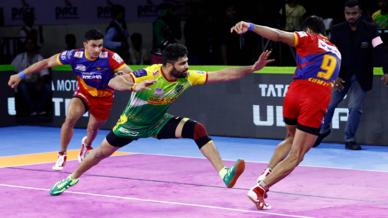 Match 33: Patna Pirates vs U.P. Yoddha