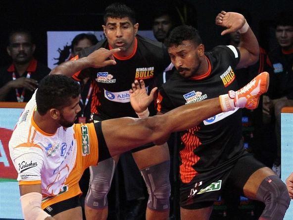 Puneri Paltan make it a hat-trick at home