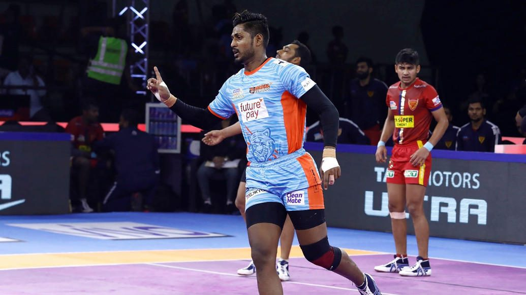 Bengal Warriors and Dabang Delhi K.C. share spoils after raiding extravaganza