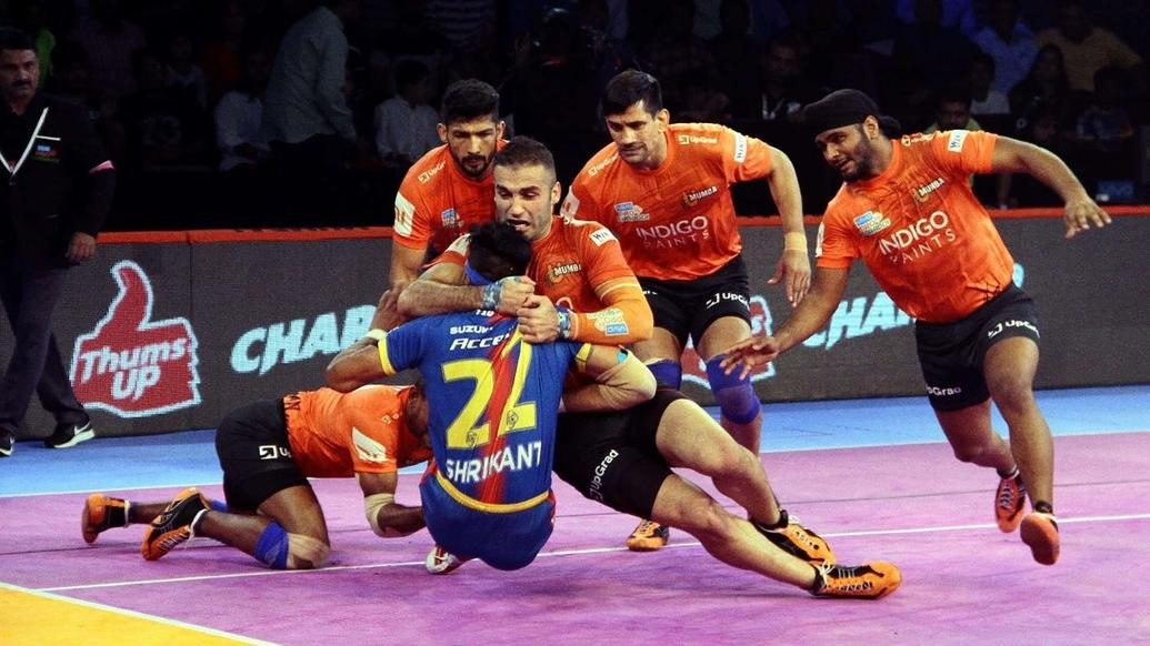 Five magical moments on the mat from the Mumbai leg