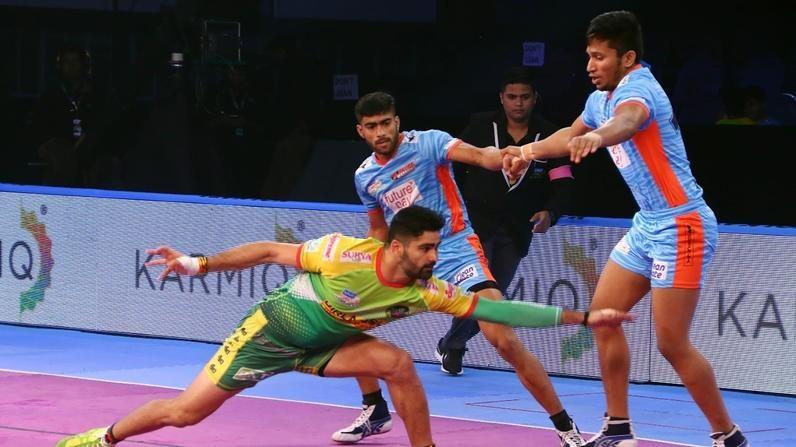 Record-breaker: Pardeep Narwal reigns supreme again