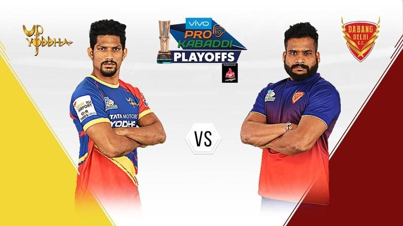 U.P. Yoddha's stellar defence will battle Dabang Delhi K.C.'s in-form offence in Eliminator 3