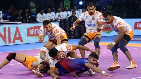 Match 12: Puneri Paltan vs Dabang Delhi K.C.