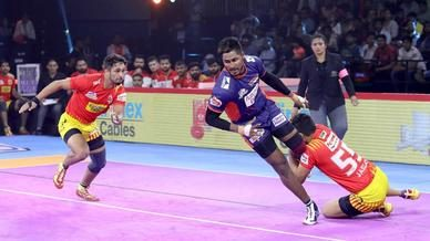 Match 41: Gujarat Fortunegiants vs Bengal Warriors