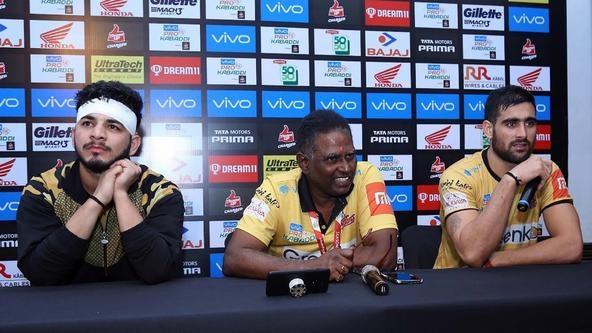 Rahul Chaudhari: I was given a free hand today