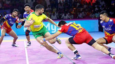 Match 101: U.P. Yoddha vs Tamil Thalaivas