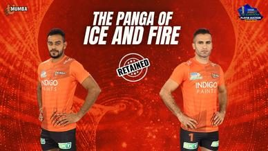 vivo Pro Kabaddi Player Auction - Meet the Retained Heroes!