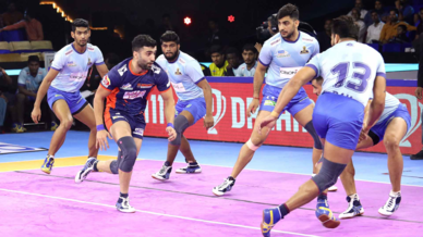 Match 128: Bengal Warriors vs Tamil Thalaivas