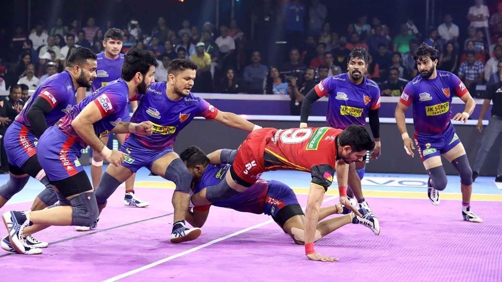 Dabang Delhi K.C. overcome Bengaluru Bulls to cement maiden final appearance
