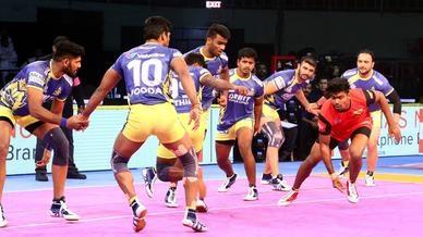 Match 8: Tamil Thalaivas vs Bengaluru Bulls