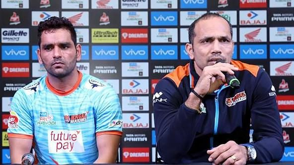 Jagdish Kumble: Haryana Steelers' Super Tackles made the difference