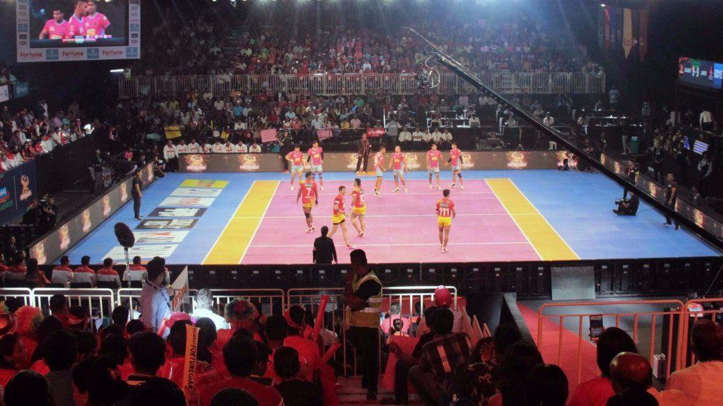 Arena founder Udit Sheth has high hopes for the game of kabaddi